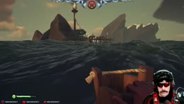 Doc trying out SoT for the first time!
