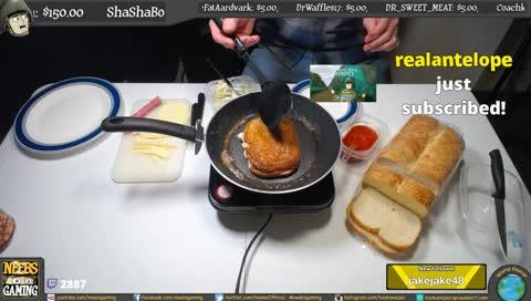 Sandwich Comedy