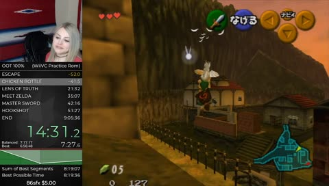 Abominable_Alien's Top The Legend of Zelda: Ocarina of Time Clips