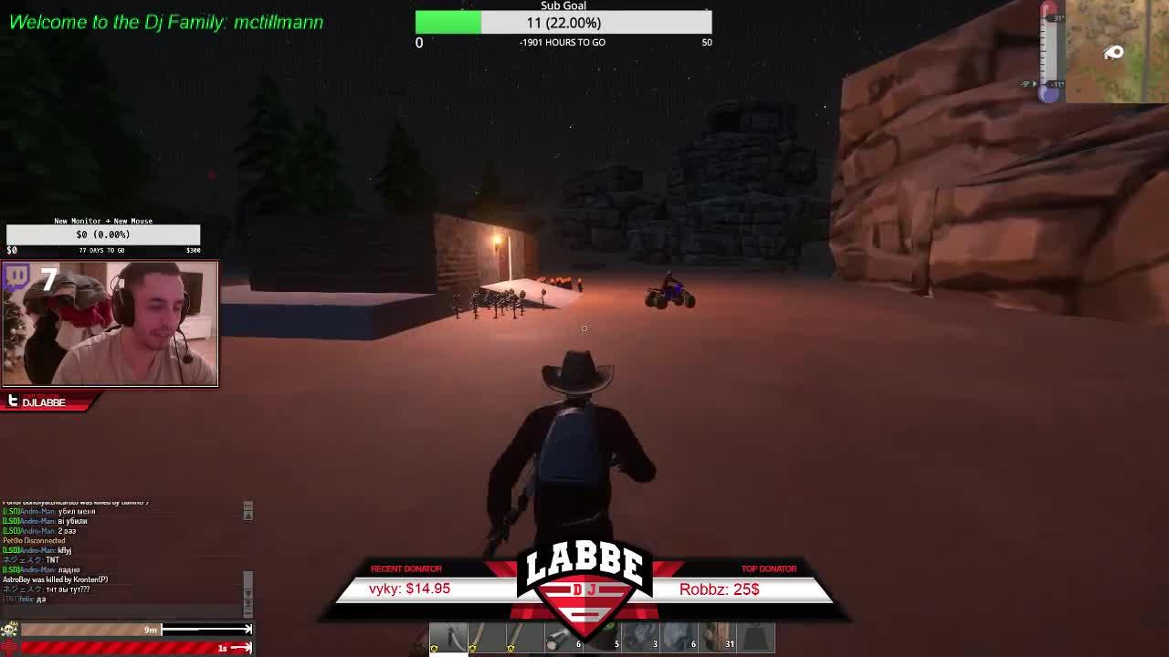 DjLabbe - Wrong guy LUL - Twitch