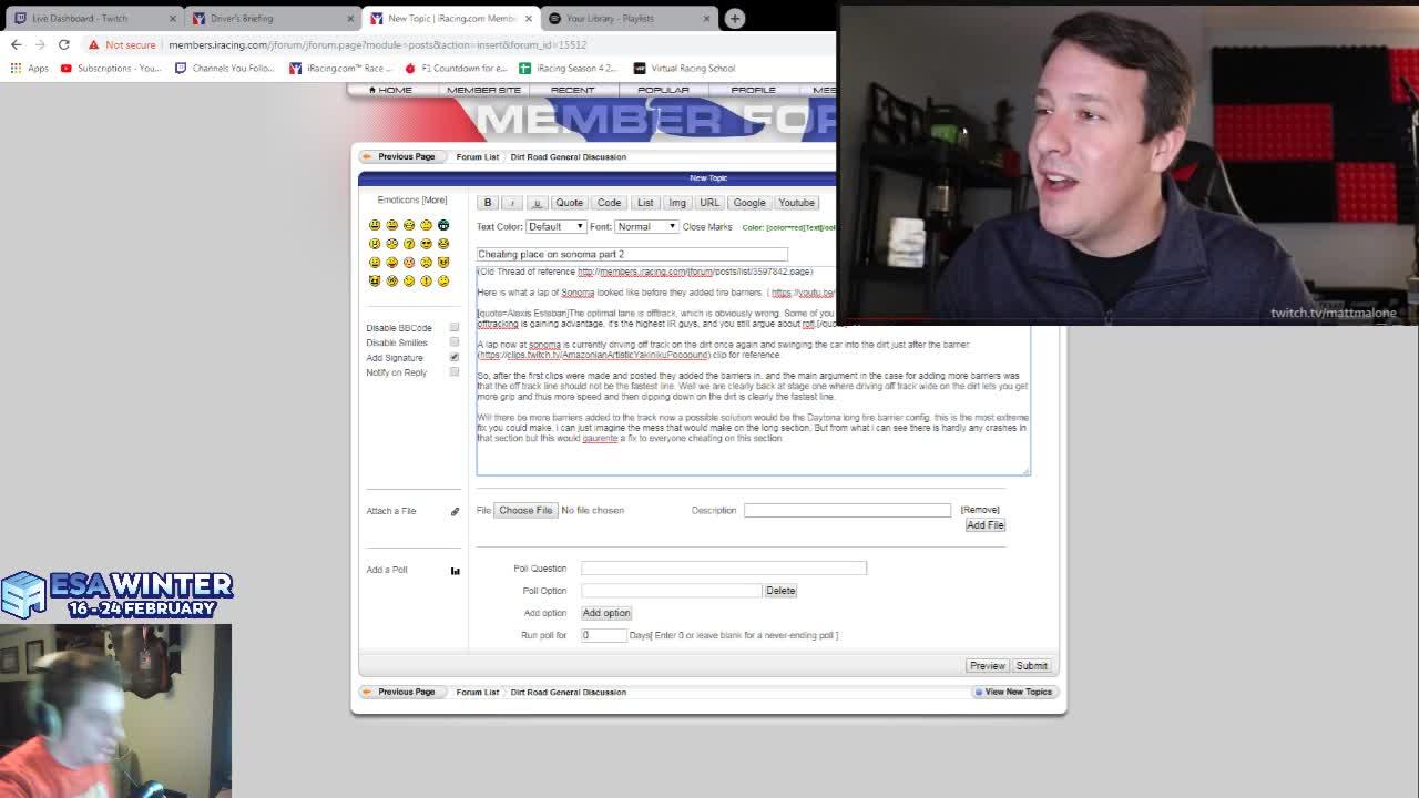 Ryedwag - how matt got brain damage - Twitch