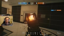 R6 Friendly fire...