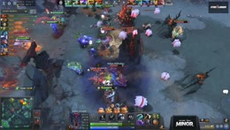 rAMPAGE topson  + pigs on the attack!!!