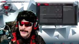 DrDisrespect on Shrouds FOV