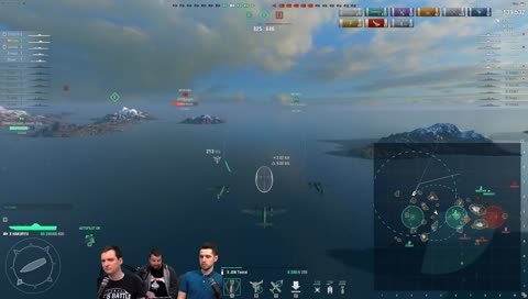 WorldofWarships's Top World of Warships Clips