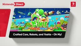Yoshi's Crafted World 데모는 오늘부터 예약은 23월 29일