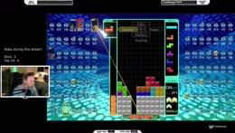 Tetris is intense!