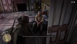 Soda having a talk with old veteran