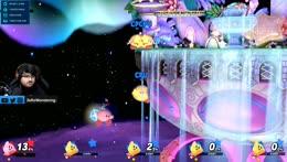 Zero+finally+defeats+Kirby+army+%28hard+mode+no+spirits%29