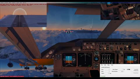 Microsoft Flight Simulator X Game Trending All JA | Twitch Clips