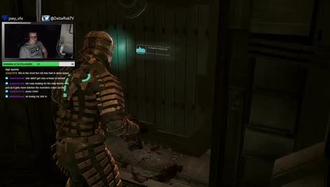 Undead running practice is going well! [Dead Space]