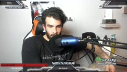 dad help (Hasan's thoughts on Destiny going on cacation)