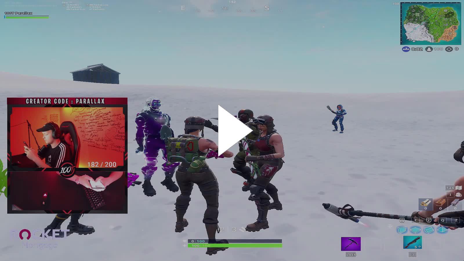 Parallax - BIG flex squad - Twitch