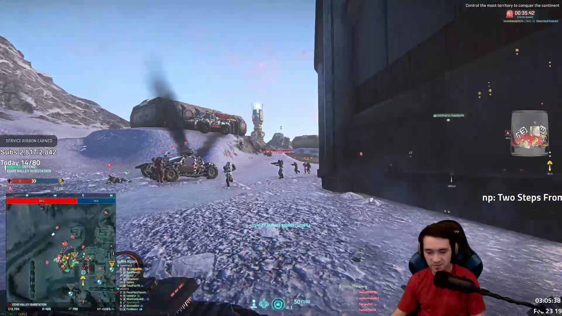 wintergaming - Wintergaming meetsa wild MetalGere - Twitch