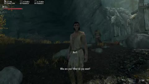 [Skyrim Together] Dark Brotherhood Narfi Contract Sync