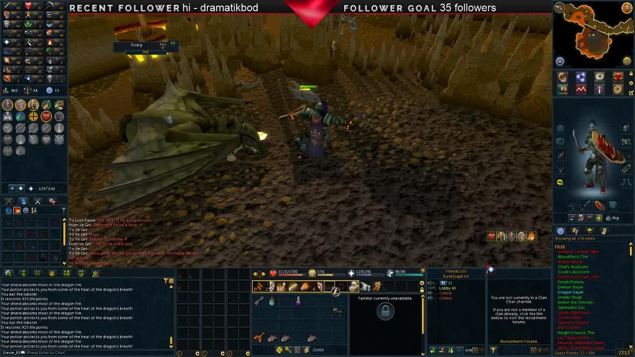 noob kills dragon lul - Twitch
