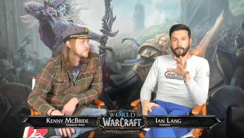 Kul Tiran and Zandalari Playable Around the Week of March 12th