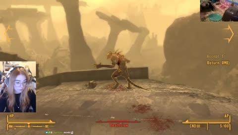 How to kill a Deathclaw