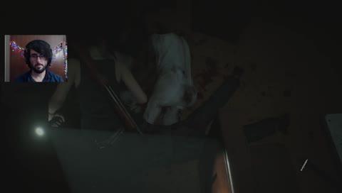 It's kinda creepy when they glitch...