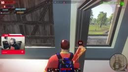 One kill on air, one death