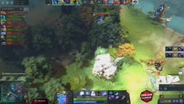 YapzOr steals a tower kill, then makes an EPIC escape