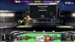 Donkey Kong Spike