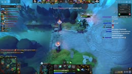 MidOne deny with 0 dmg!