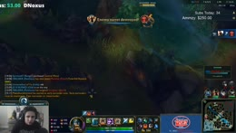 ezreal with the jukes