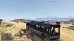 NPC stoles the bus LMAO