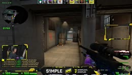 s1mple is s1mple