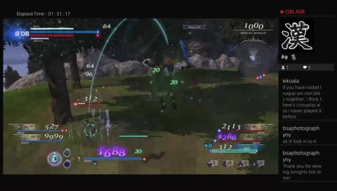 Quick Finish Combo (Tidus)