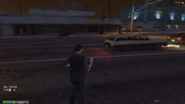 Beta Yakuza gets hit by a car
