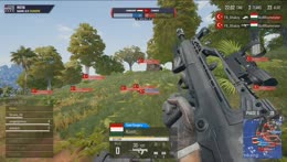 GLL Nations Royale third match