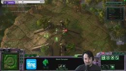 Winter Clutch Play - Twitch Rivals: StarCraft II Arcade Showdown NA Raynor Games