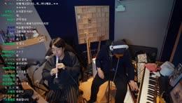 [판다랑 & 조매력] 박효신 - 눈의꽃 (로우틴휘슬&리코더)