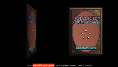 parallax art on mtg arena - Magic