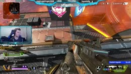 3vs1 chased to roof