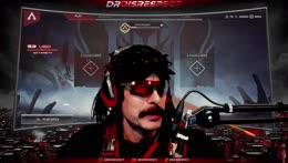 Doc on shroud's acting ability