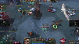 Jabz' Winter's Curse + Frozen Embrace seals the game for Fnatic