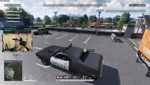 Car rip
