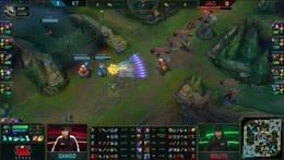 AMAZING JAG vs KT Team Fight
