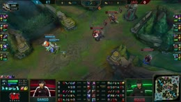 LS screaming at KT wombo