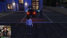 Pokimane gets raided by police on stream!