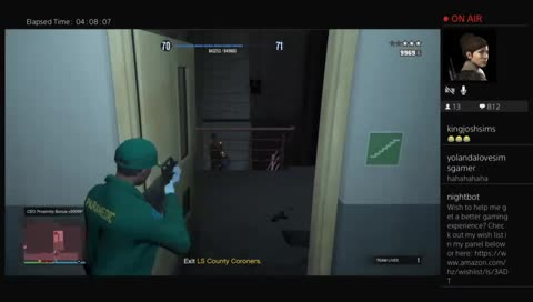 MISSIONS AND HEISTS!