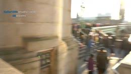 Soda sniping people in London