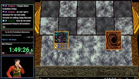 Yu-Gi-Oh! Forbidden Memories Game Trending 30d EN   Twitch Clips