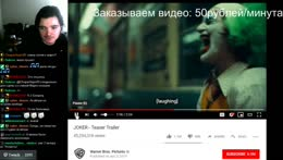 Хованский снялся в фильме с Сакрамаром