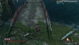 No bridge destruction