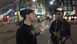 guy tries selling cocaine to mizkif