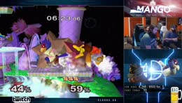 Mang0 insane 3 stock comeback, looking sicker than ever in 2019